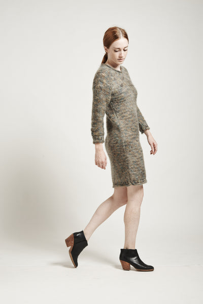 Amber Mohair Sweater Dress - Founders & Followers - Objects without meaning - 8