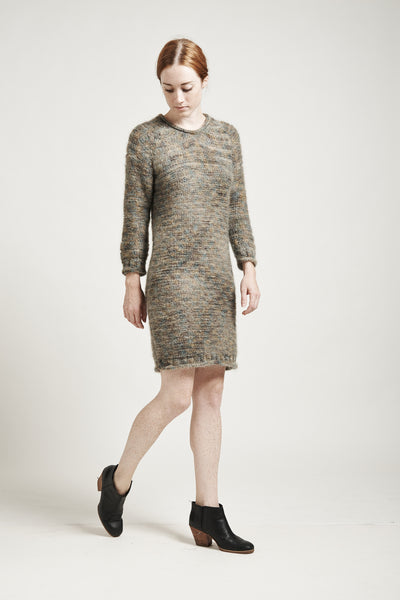 Amber Mohair Sweater Dress - Founders & Followers - Objects without meaning - 4