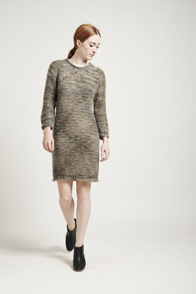 Amber Mohair Sweater Dress - Founders & Followers - Objects without meaning - 3
