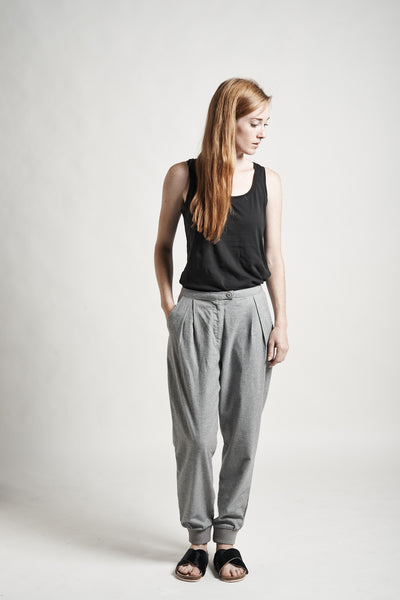 Union Pleated Pant - Founders & Followers - Objects without meaning - 4