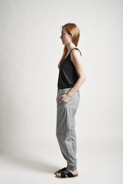 Union Pleated Pant - Founders & Followers - Objects without meaning - 5