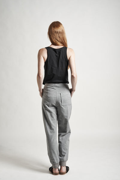 Union Pleated Pant - Founders & Followers - Objects without meaning - 2