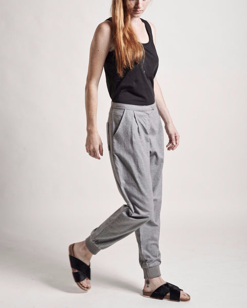Union Pleated Pant - Founders & Followers - Objects without meaning - 1