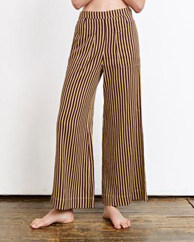 Laura pants in trapeze