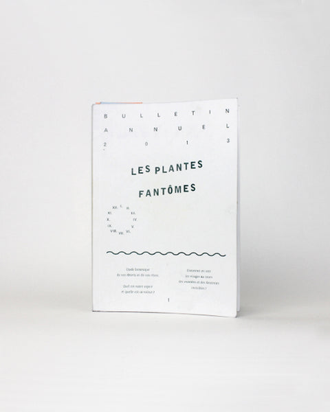 Les Plantes Fantomes, by Viele Stuck - Founders & Followers - Les Plantes Fantomes - 1