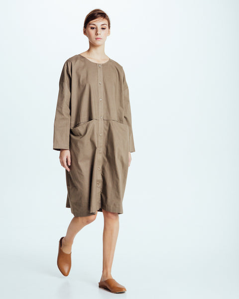 Raincoat Dress in Forest - Founders & Followers - Revisited Matters - 5