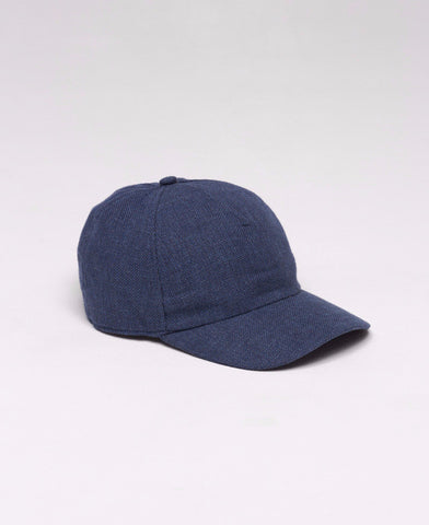 Mario Cap in Navy - Founders & Followers - Reality Studio - 1