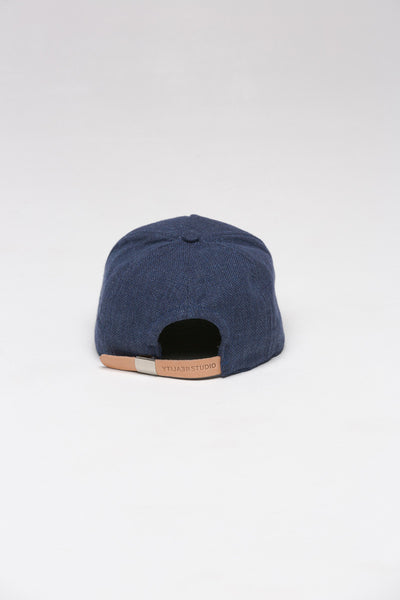 Mario Cap in Navy - Founders & Followers - Reality Studio - 2