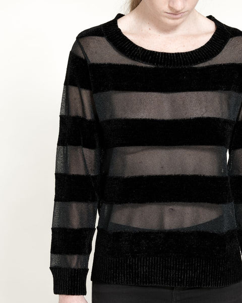 Genna Round Neck Sweater - Founders & Followers - Surface to Air - 2