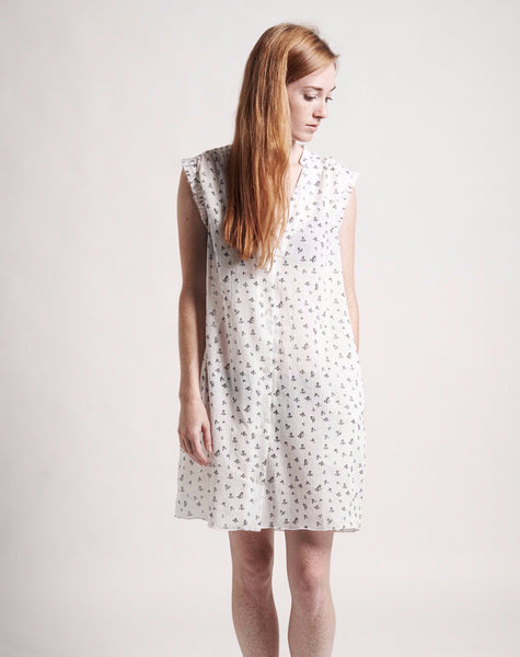 Shirt Dress - Founders & Followers - Girl by Band of Outsiders - 1
