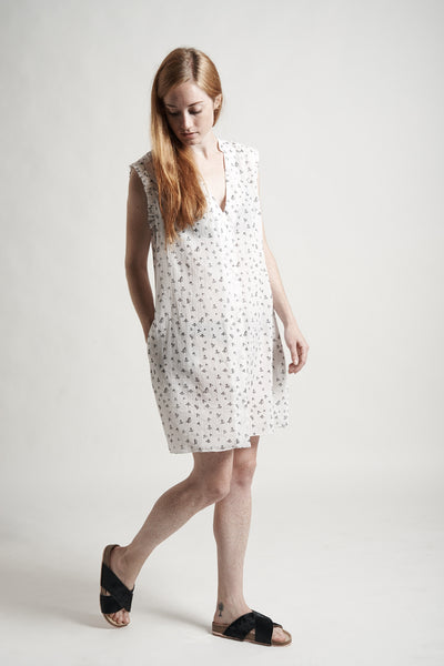 Shirt Dress - Founders & Followers - Girl by Band of Outsiders - 5