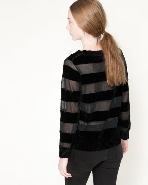 Genna Round Neck Sweater - Founders & Followers - Surface to Air - 4