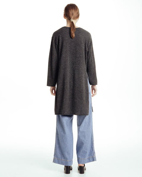 Long sweater with slits - Founders & Followers - Achro - 4