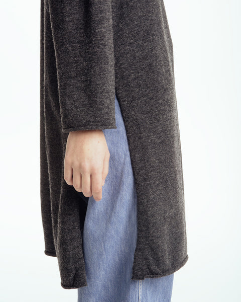 Long sweater with slits - Founders & Followers - Achro - 6