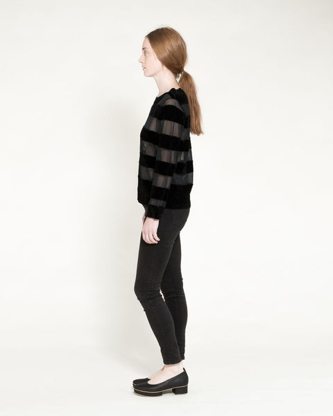 Genna Round Neck Sweater - Founders & Followers - Surface to Air - 6
