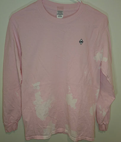 Day By Day L/S - Bleach Dye - Small