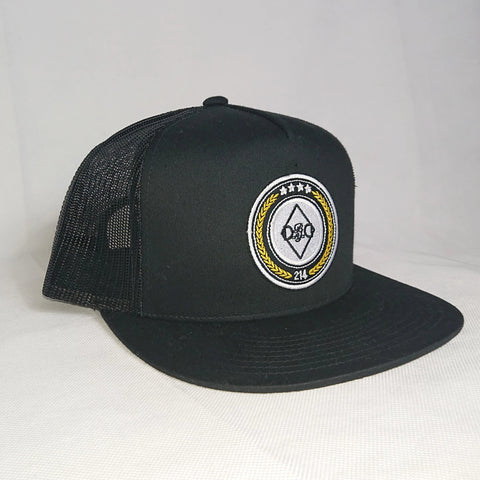 DBD 214 Crest Embroidered Snap Back