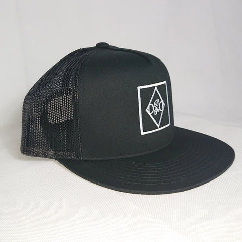 DBD Trucker Diamond Snap Back