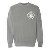 Comfort Colors 1566 Garment-Dyed Sweatshirt