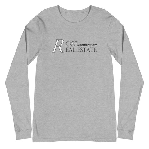 Ross Real Estate L/S Tee