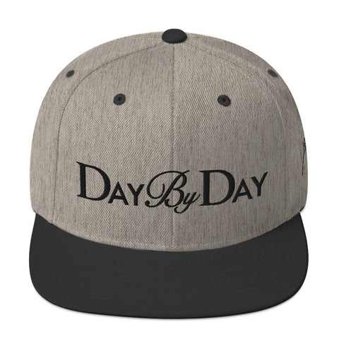 Day By Day Classic Snapback