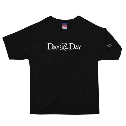 DBD X Champion Day By Day Tee