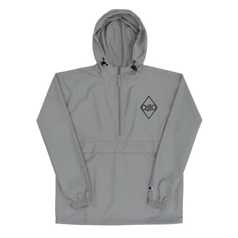 DBD X Champion Embroidered Packable Jacket