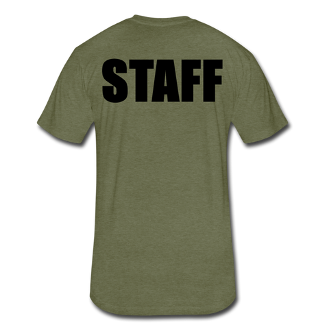 MSG Circle - heather military green