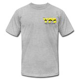 YFB Network Tee - heather gray
