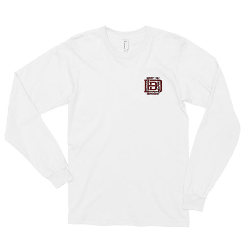 DBD Embroidered L/S Tee