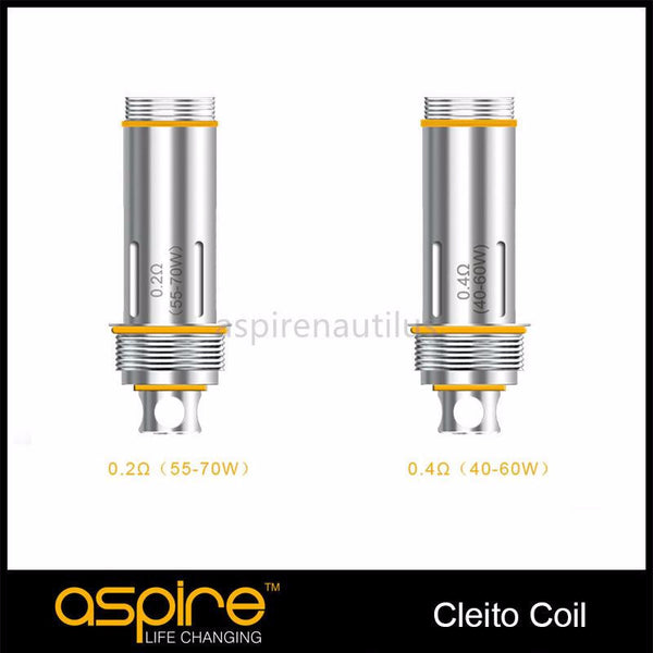 Cleito Replacement Atomizers