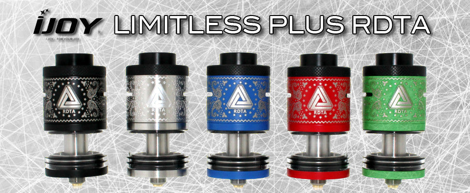 Limitless Plus RDTA