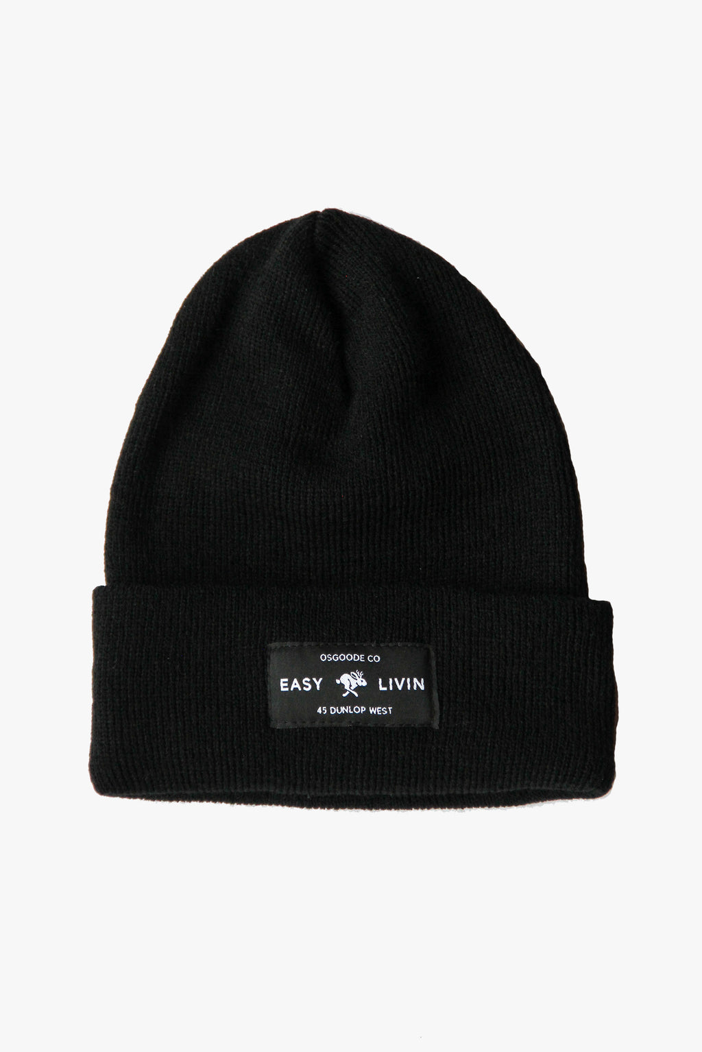 CLUB BEANIE BLACK