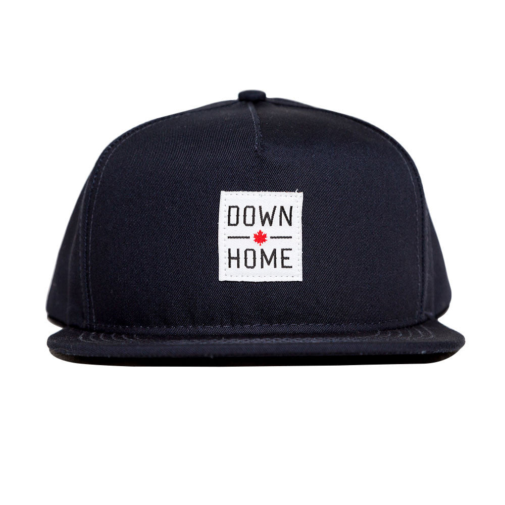 DOWN HOME STRAPBACK NAVY