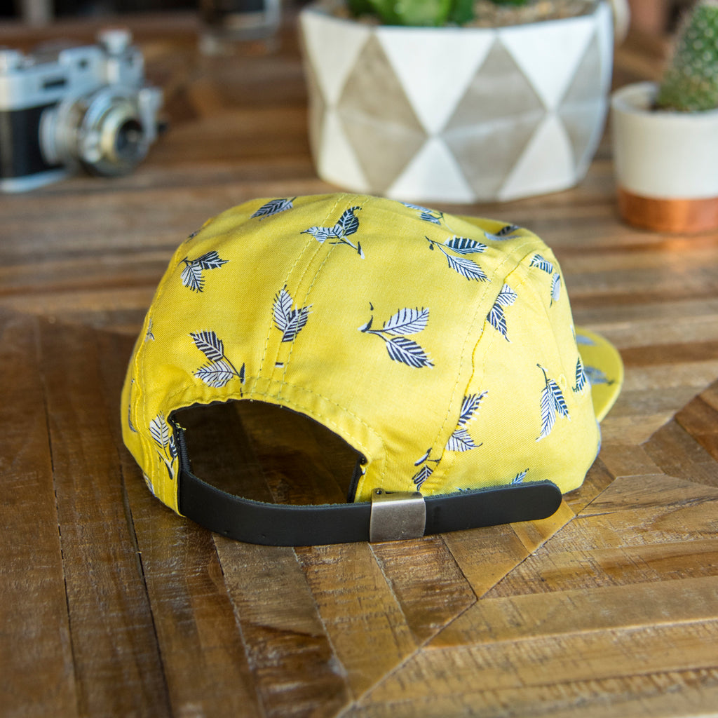 Dog Days Camp Hat - Citron
