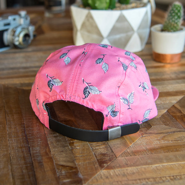 Dog Days Camp Hat - Rose