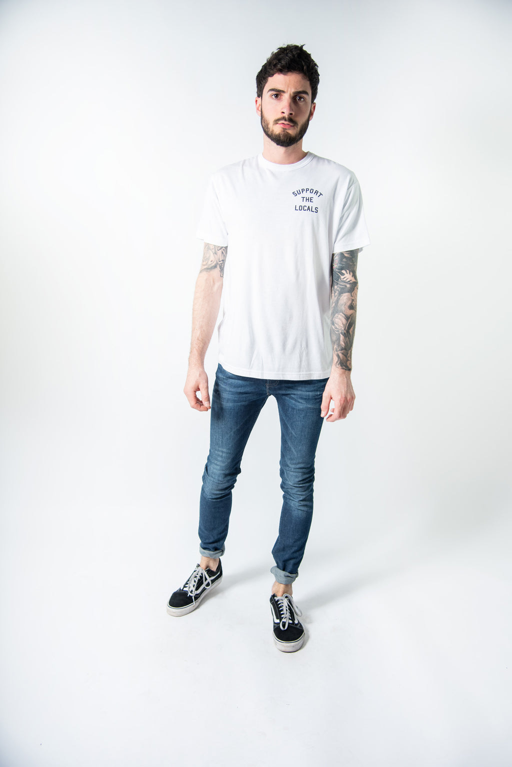 STL UNION LOGO WHITE