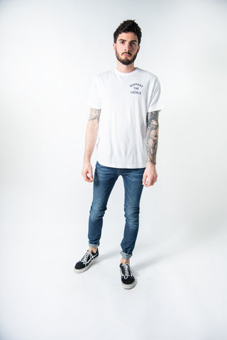 ORIGINAL LOGO T-SHIRT WHITE