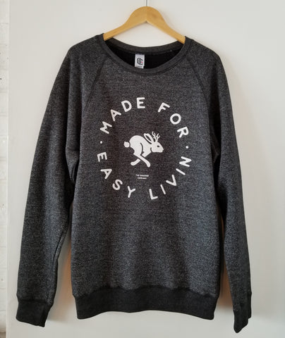 OSGOODE 'STAMP' CREW NECK GREY