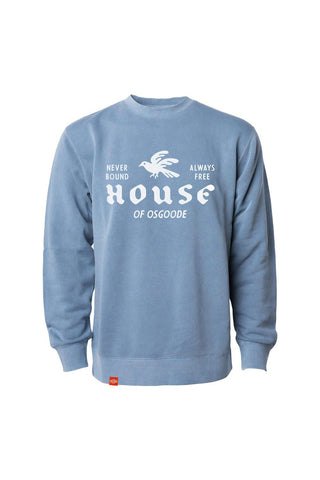 HOUSE LONGSLEEVE BLACK