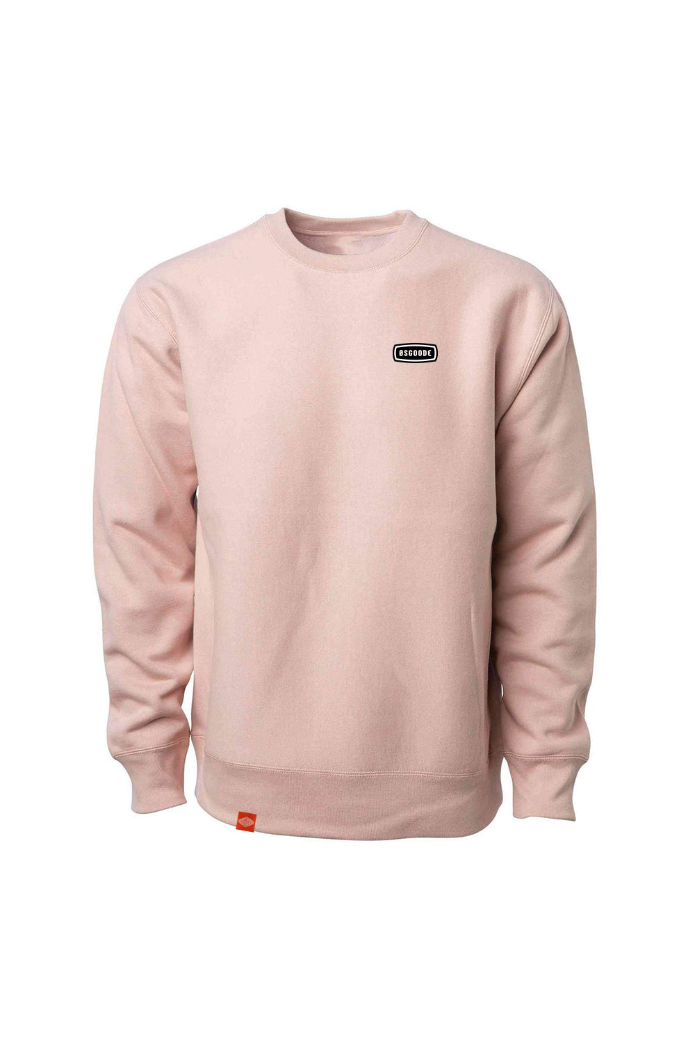 MEMENTO PREMIUM CREWNECK DUSTY ROSE