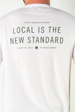 THE NEW STANDARD T-SHIRT WHITE