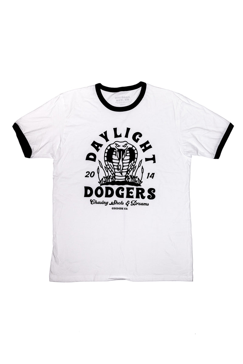 DAYLIGHT DODGERS T-SHIRT WHITE