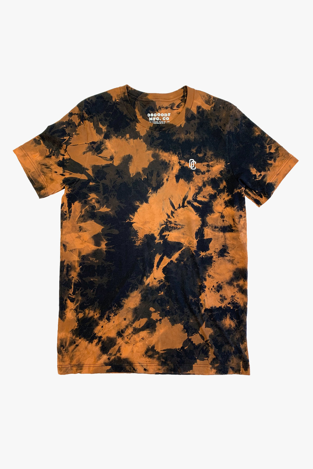 SUMMER HAZE T-SHIRT BLACK