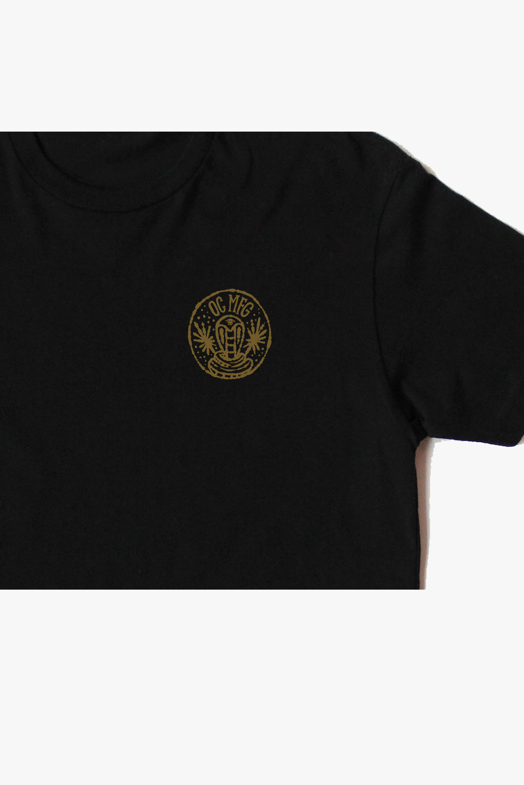 THE WHISPERER T-SHIRT BLACK