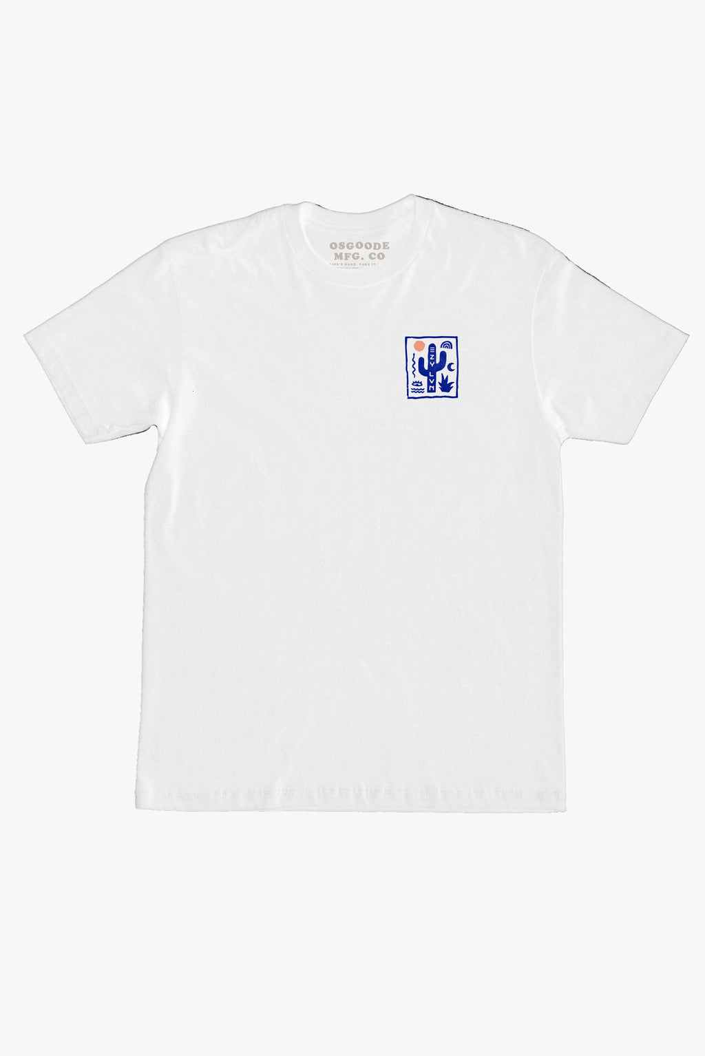 JOSHUA T-SHIRT WHITE