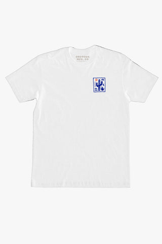 SUNDOWN T-SHIRT WHITE