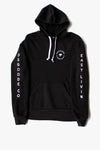 STL UNION LOGO BLACK PULLOVER