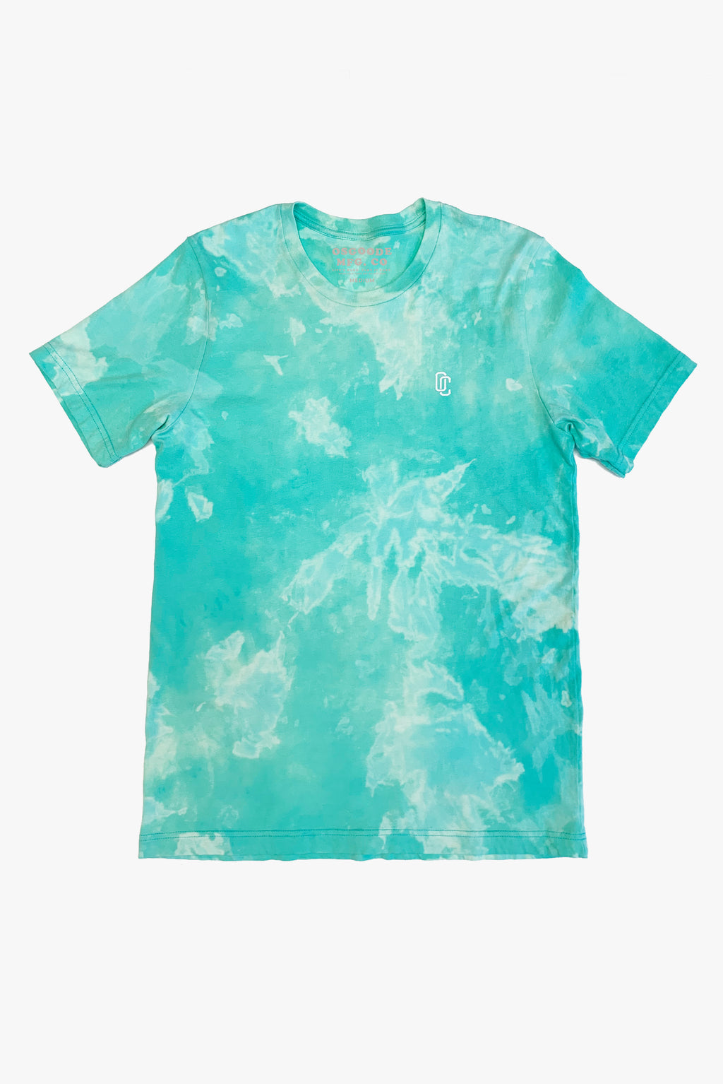 SUMMER HAZE T-SHIRT MINT