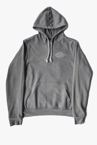 TRADEMARK PULLOVER HOODIE HEATHER GREY